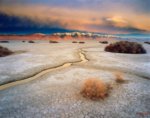 Alvord Desert, Oregon, USA Image: Tyson Fisher