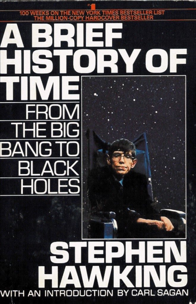 A Brief History of Time - cover