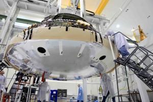 Head Shield of Orion