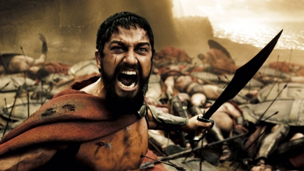 this_is_sparta_300_king_leonidas_warrior_sword_shout_rage_4043_602x339