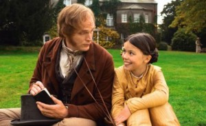 CREATION Charles Darwin (Paul Bettany)and Annie Darwin ( Martha West) Icon Film Distribution - For further information please contact Chris Lawrance at the Icon Press Office on 020 8492 6300 / chris@iconfilmdistribution.co.uk Release date 25th September 2009