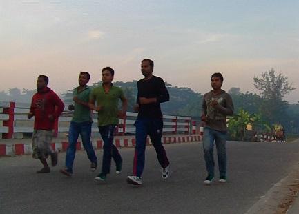 morning exersize run run run Alpine Bangladesh (1)
